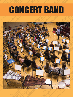 Concert Band New Releases